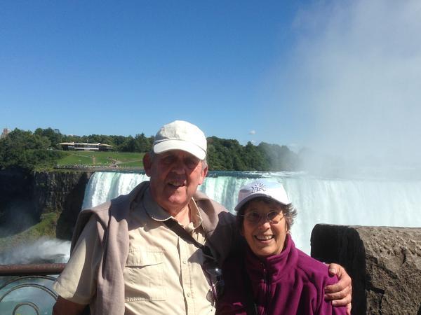 Marion & Brian from Northwich, United Kingdom