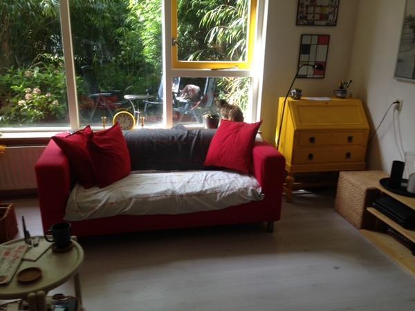 Housesitting assignment in Amsterdam-Zuidoost, Netherlands