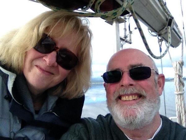 Astrid & Brian from Launceston, Tasmania, Australia