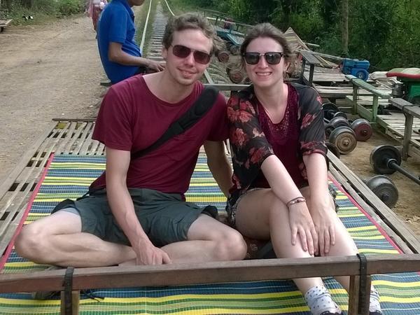 Janine & Ryan from Valencia, Spain