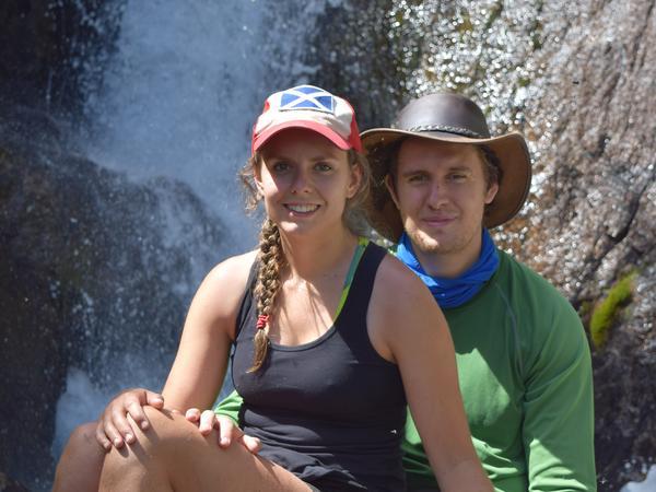 Chloe & Trevor from Pemberton, BC, Canada