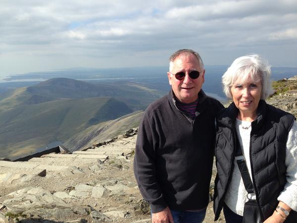 Jean & James from Wroughton, United Kingdom