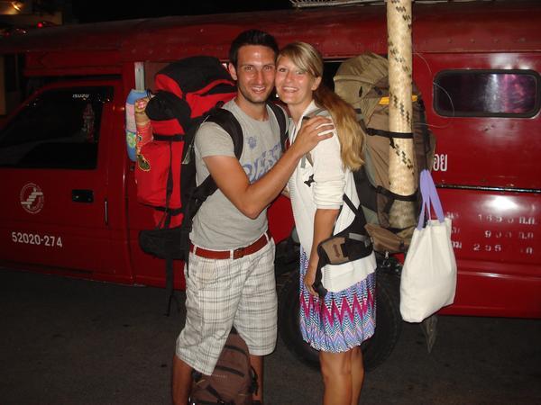 Philipp & Samanta from Hamburg, Germany