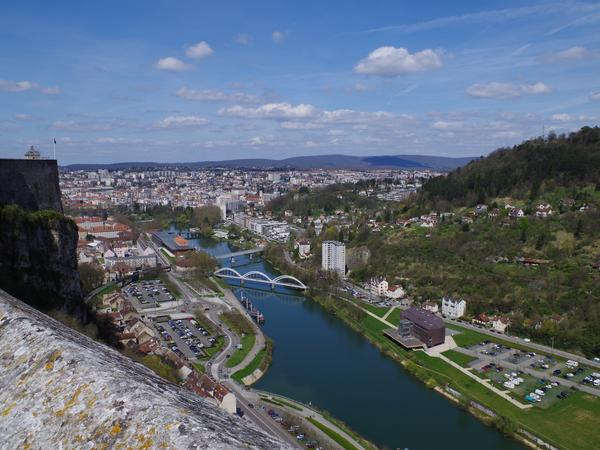 Housesitting assignment in Besançon, France