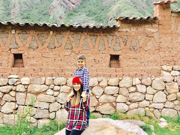 Alyssa & Mario from Urubamba, Peru