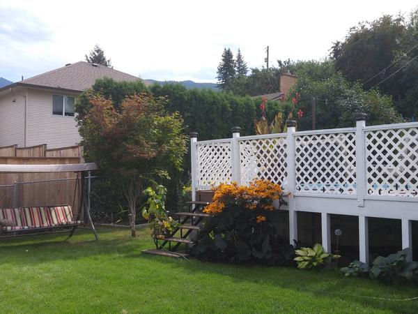 Housesitting assignment in Armstrong, British Columbia, Canada
