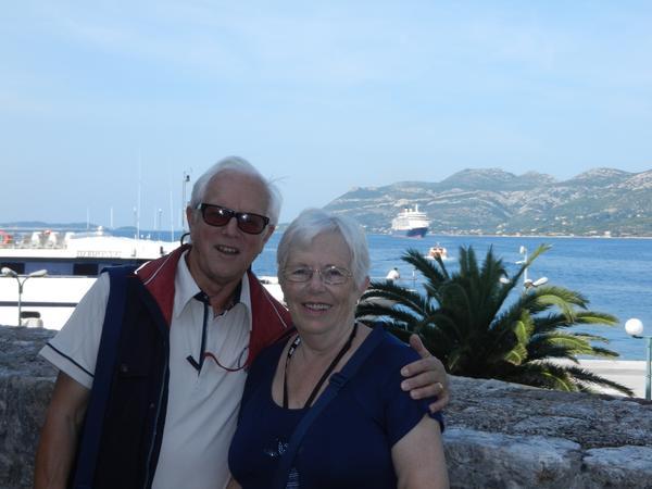 Barbara & Roy from Rainhill, United Kingdom