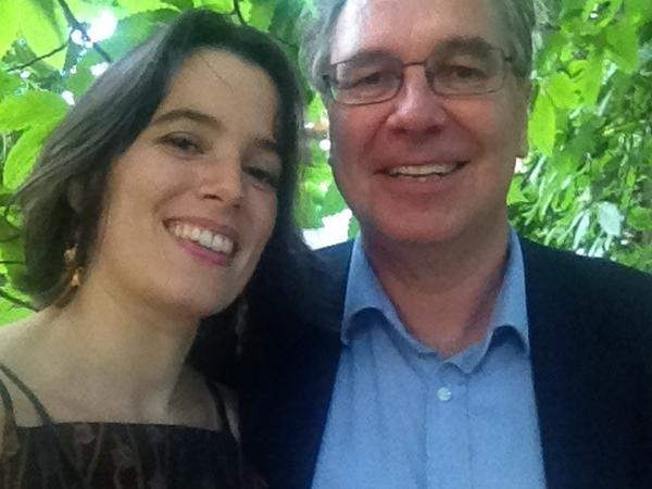 Joana & Martin from Amsterdam, Netherlands
