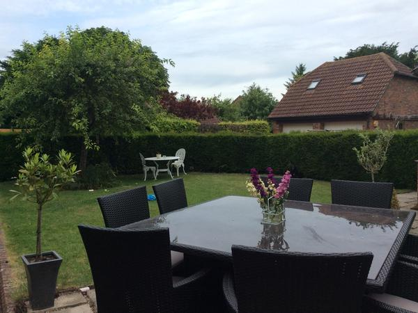 House sitting in Blewbury, Oxfordshire, England
