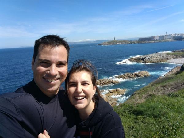 Gabriela & Raphael from Montevideo, Uruguay