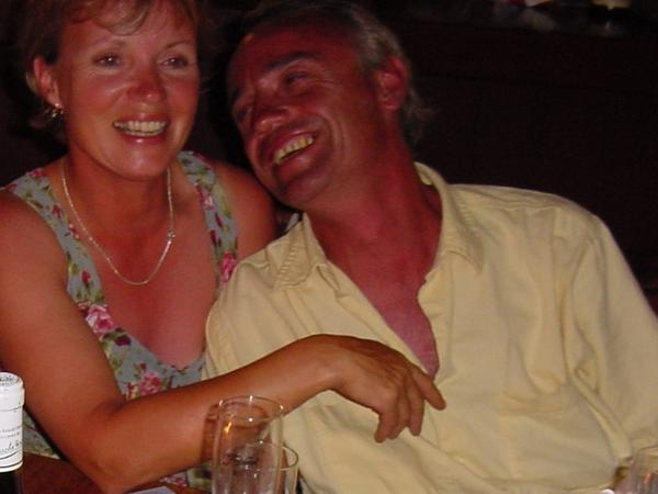 Maxine & Timothy from Oxford, United Kingdom