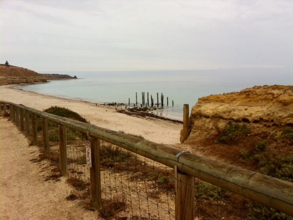 Housesitting assignment in Port Willunga, South Australia, Australia