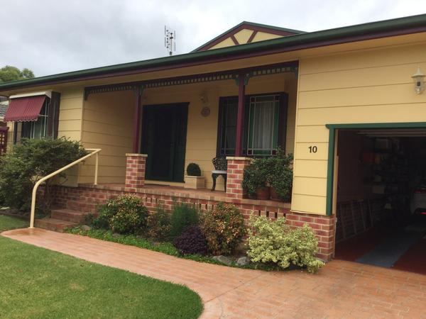 Housesitting assignment in Culburra, New South Wales, Australia