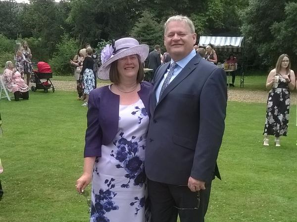 Sharon & Mick from King's Lynn, United Kingdom