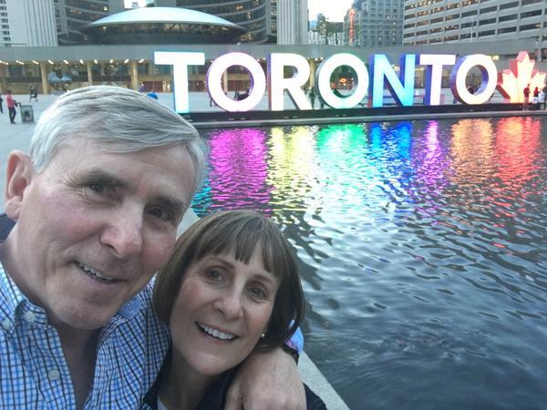 Chuck & dori & Dori from Guelph, Ontario, Canada