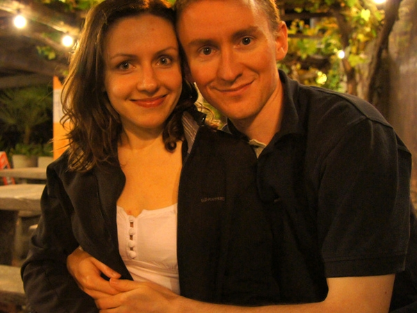 Richard & Aneta from Vancouver, BC, CA