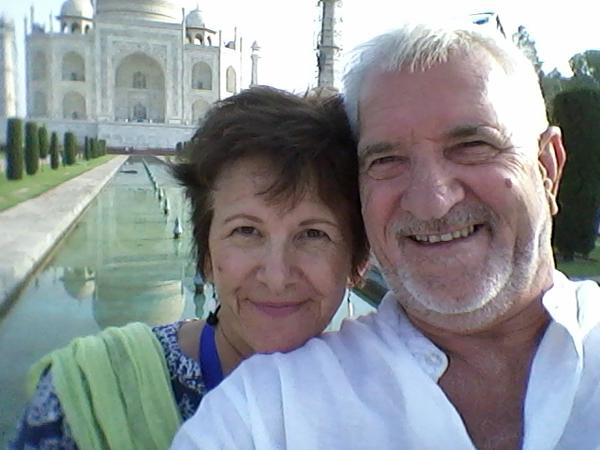 John & Carolyn from Guildford, United Kingdom