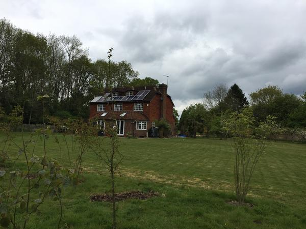 Housesitting assignment in Loxwood, United Kingdom