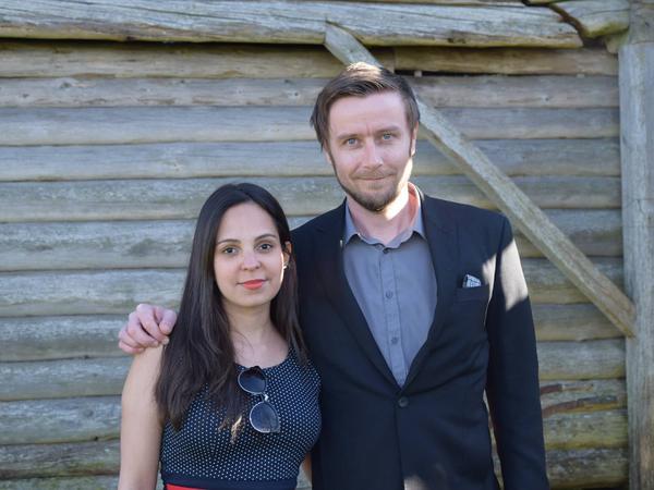 Ingrid & Jan inge from Bergen, Norway