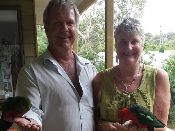 Tony & Judith from Aireys Inlet, VIC, Australia