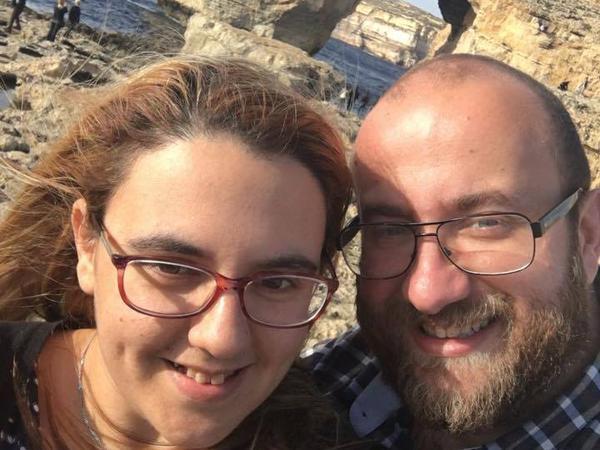 Tiffany & Alan from Valletta, Malta
