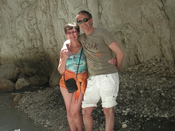 Christine & Martin from Harpenden, United Kingdom