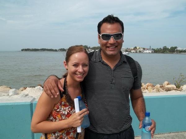 Jess & Kunal from West Monroe, LA, United States