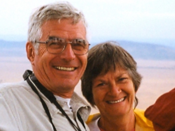 Moira & David from Vancouver, BC, Canada