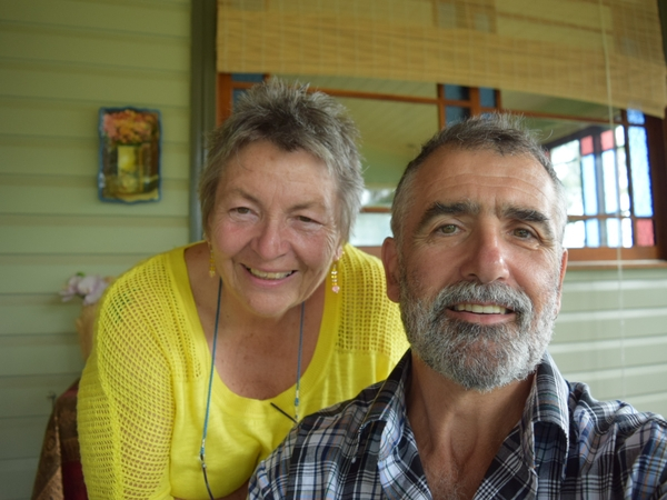 Linda & Peter  from Kyogle, NSW, Australia