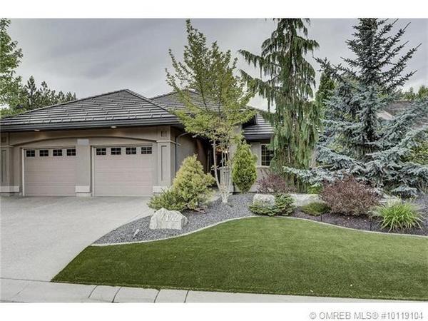 Housesitting assignment in East Kelowna, British Columbia, Canada