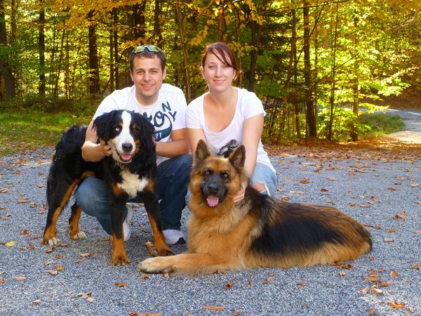 Maribelle & Dylan from London, ON, Canada