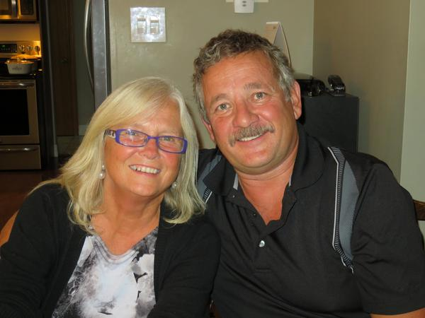 Carl & Sherry from Calgary, Alberta, Canada