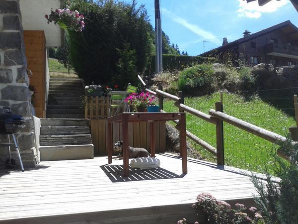 Housesitting assignment in Morzine, France
