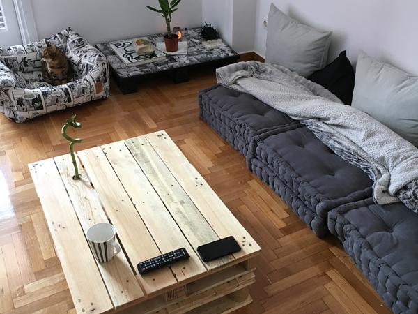 Housesitting assignment in Athens, Greece