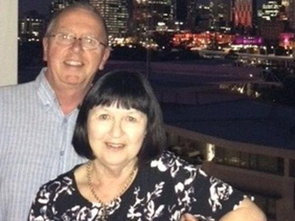 Brenda & Philip from Invercargill, New Zealand