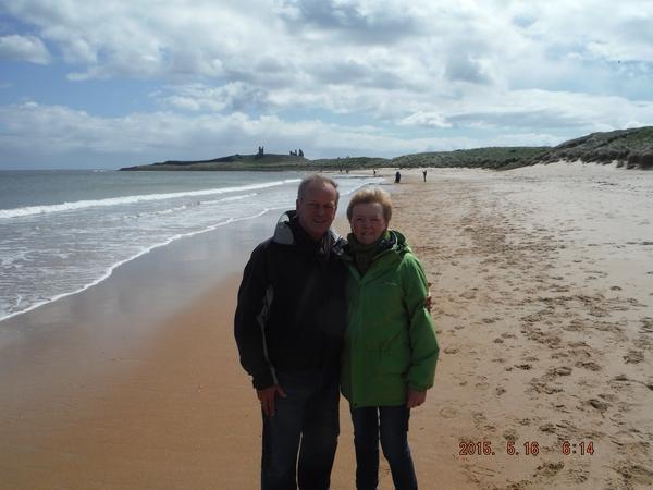 Stephen & Jayne from Carlisle, United Kingdom