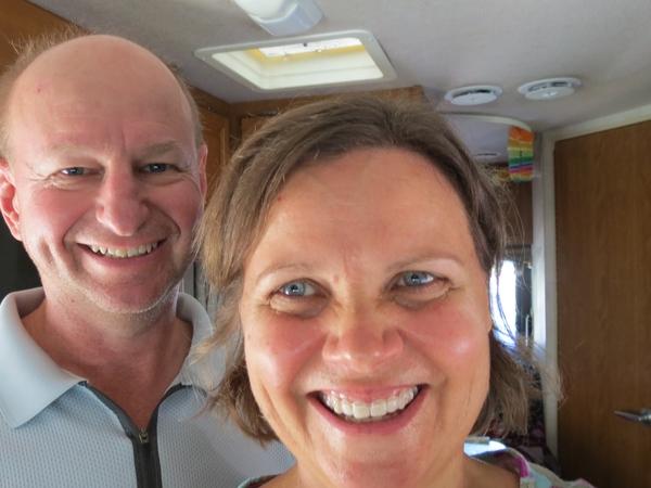 Sandra & John from Melbourne, VIC, Australia