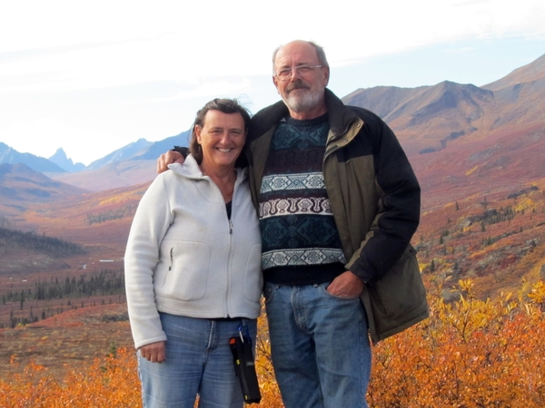 Lorraine & James from Nelson, British Columbia, Canada