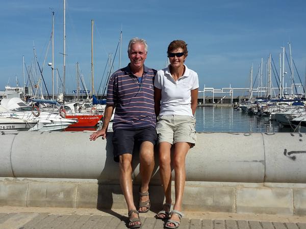 Catherine & Graham from Blandford Forum, United Kingdom