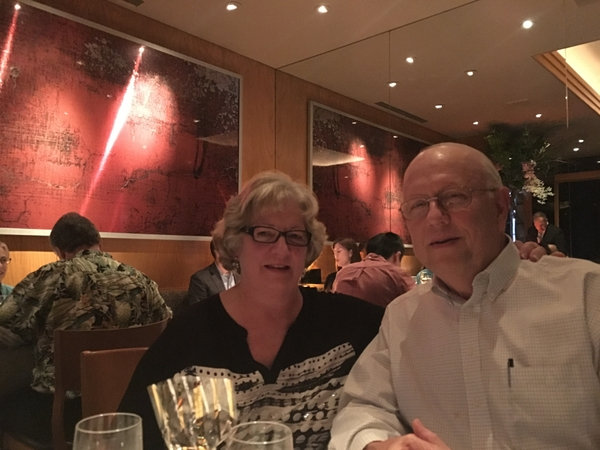 Fred & Dianne from Austin, Texas, United States
