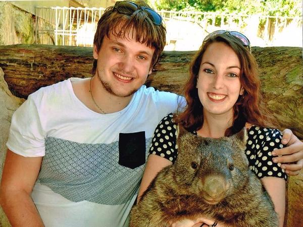 Samantha & Kenneth from Trondheim, Norway