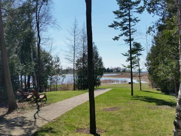 Housesitting assignment in Port Elgin, Ontario, Canada