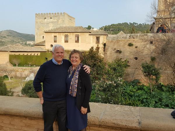 Ken & Norma from Warrington, United Kingdom