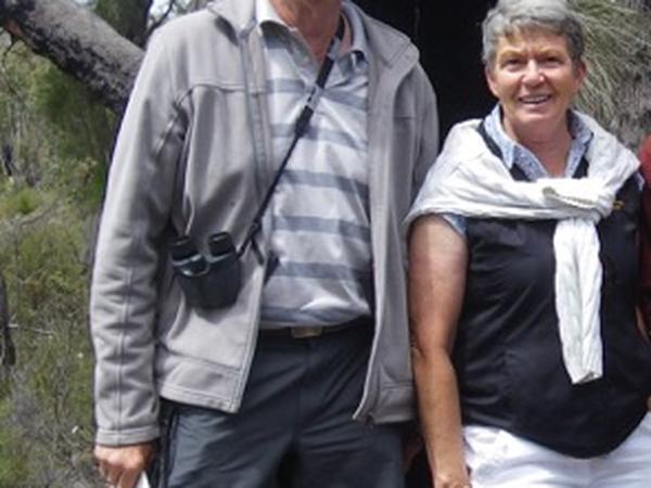 Georgia & Ned from Fremantle City, WA, Australia