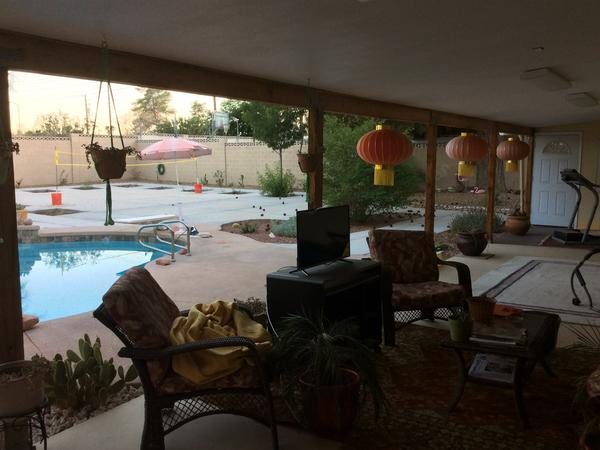 Housesitting assignment in Las Vegas DownTown, Nevada, United States