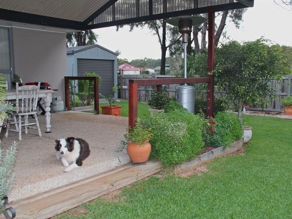 Housesitting assignment in Victoria Point, Queensland, Australia