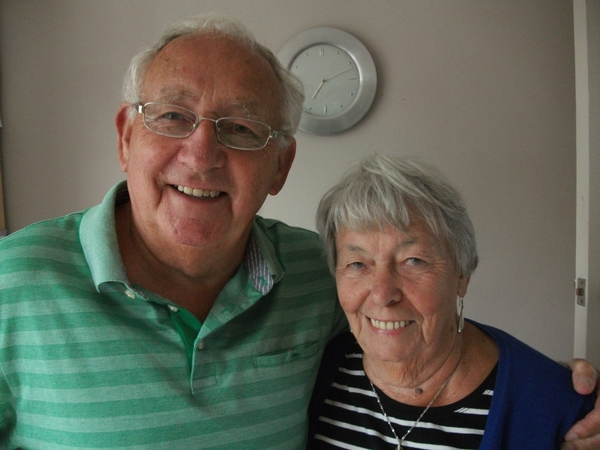Rodney & Pauline from Bovey Tracey, United Kingdom