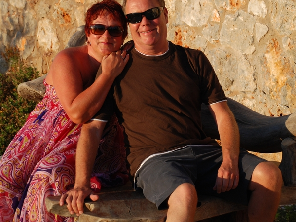 Suzanne & Stephen from London, United Kingdom