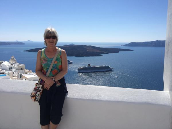 Anne from Ferndown, United Kingdom