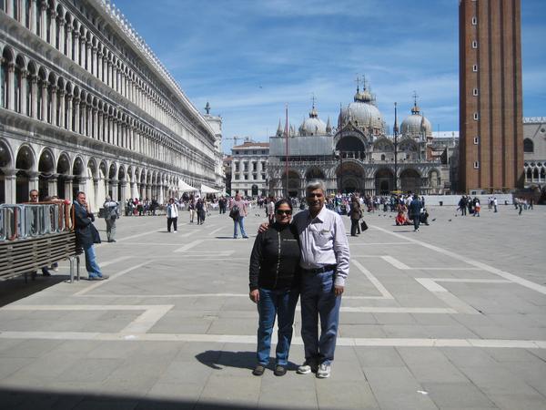 Kapil & Neelam from New Delhi, India